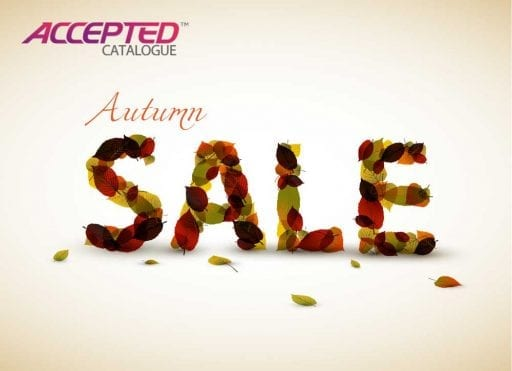 Instant Catalogue Credit Autum Sales - Shopping the Autumn sales with an instant credit catalogue