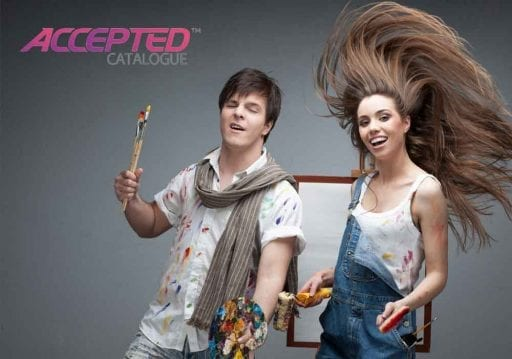 Bad Credit Catalogue Accepted Couple Paint - Get your bad credit catalogue today